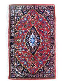 Handmade small Persian Kashan